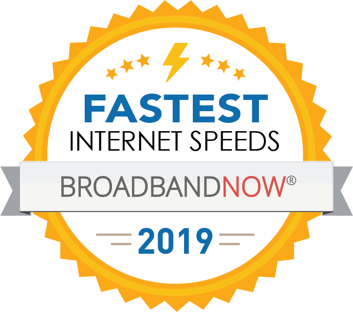 #1 Fastest Fiber Provider in Washington